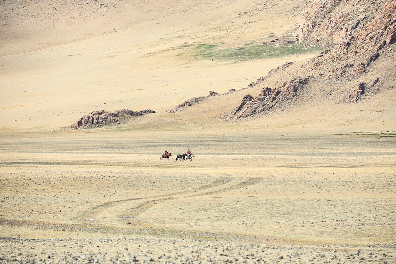 Once in Mongolia