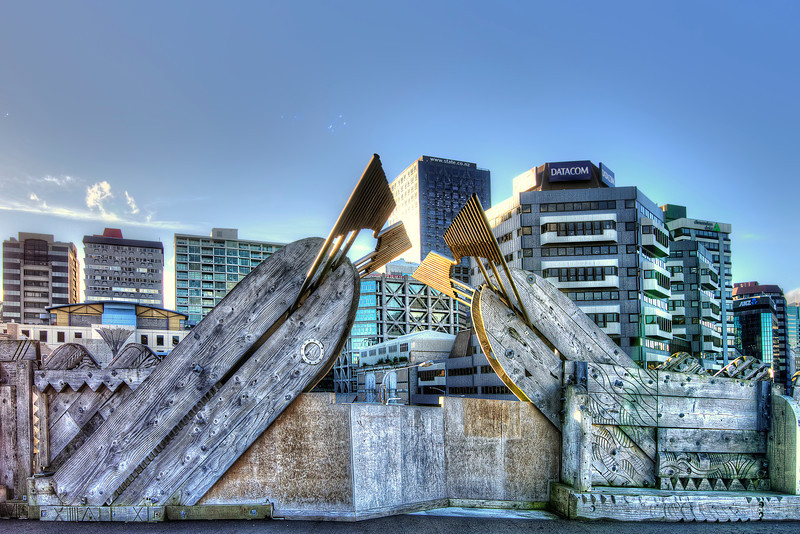 Wellington... Downtown.