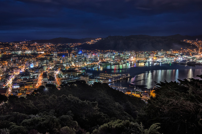 Night @ Wellington