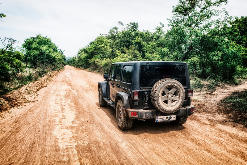 I chose the road less traveled. Now, where the hell am I? ... Nigeria...