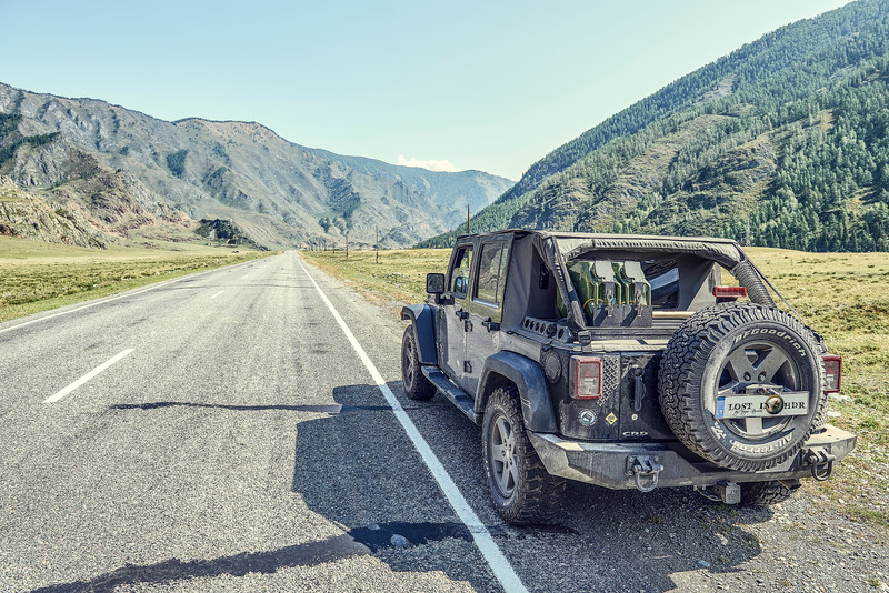 Jeep. Last year overland to Mongolia. Iran, Norway, Iceland on this Jeep bucket list