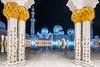 Exploring Sheik Zayed Mosque
