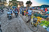 Ramadan. <br /> Zanzibar city. <br /> Local market. <br /> Cheap and simple. <br /> Miles and miles across the streets.