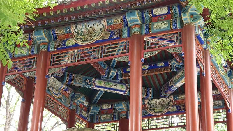 Beijing, Yuanmingyuan (Old Summer Palace)