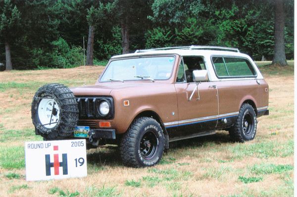 1978 Scout Traveler