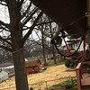 """Must be 1st time on wire. <br> Finally figured how to get off. <br> Bridgeton, MO <br> 2017.03.06 <br><br>  <span class=""""noShowSmart""""> <a href=""""/MyKeywords/Bird-Videos/n-gF9bt/i-Vsr8Qdr/A""""> <span style=""""color:yellow"""">Click here to open video in lightbox/full screen</span></a> </span>  <span class=""""noShowGallery""""> <a href=""""/Birds/2017-Birding/Birding-2017-March/2017-03-March-Yardbirds/i-Vsr8Qdr/A""""> <span style=""""color:yellow"""">Click here to open video in lightbox/full screen</span></a> </span>"""