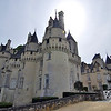 """Chateau d'Usse; which was the setting for the fairy tale """"Sleeping Beauty"""""""