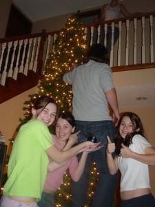 Zack,  Sam H, Liz, and Nicky