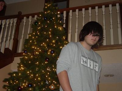 Zack lacks in Christmas Joy...