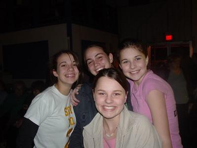 Nicky, Morgan, Sammy H. and Liz