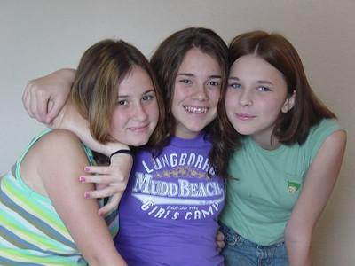 Left to right...Sammy D., Nicky and Sammy H.