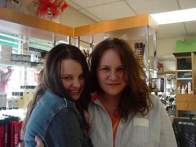Lizzie and Kim