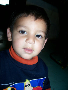 Angelito again. Look at those eyes. Just precious.