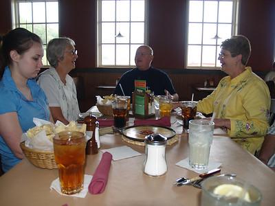 Sammy Dz., Grandma Gayle, Grandpa & Grandma Dz.