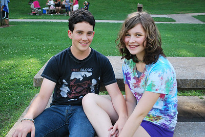 Isaac and Sam