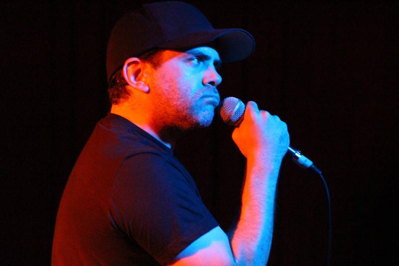 """MC Chris - Revenge of the Nerds 2 Tour - Cleveland Ohio 7/18/13 at The Grog Shop. <a href=""""http://mcchris.com/"""">http://mcchris.com/</a>"""