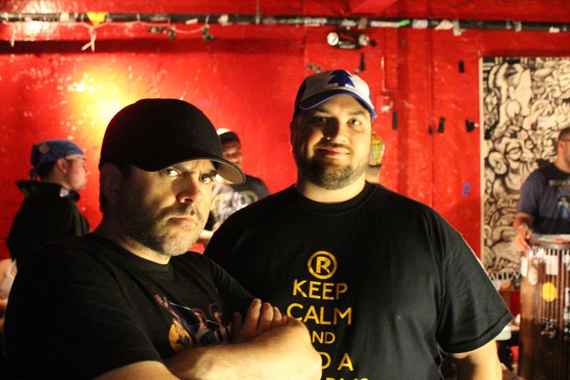 MC Chris & Me