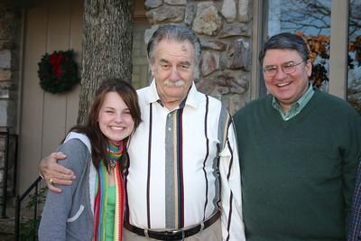 Christmas in Little Rock, 2005 - 4 Generations