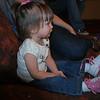At big sister Brooke's birthday party.