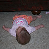 Learning to crawl can be exhausting!