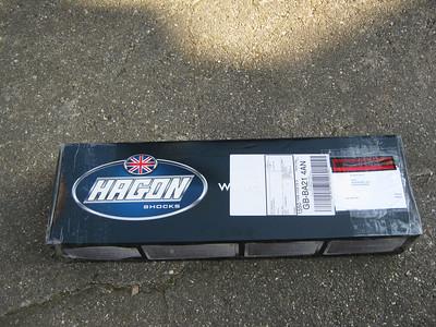 Hagon Rear Shocks