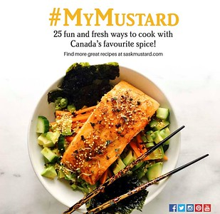 #MyMustard Recipe Collection