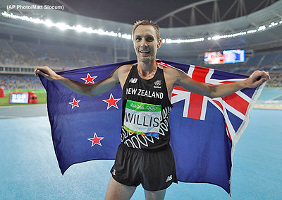 OLYMPIC UPDATES: Ann Arbor's Nick Willis takes Bronze in 1500 Meters ... More state of Michigan T&F athletes at Rio Olympics