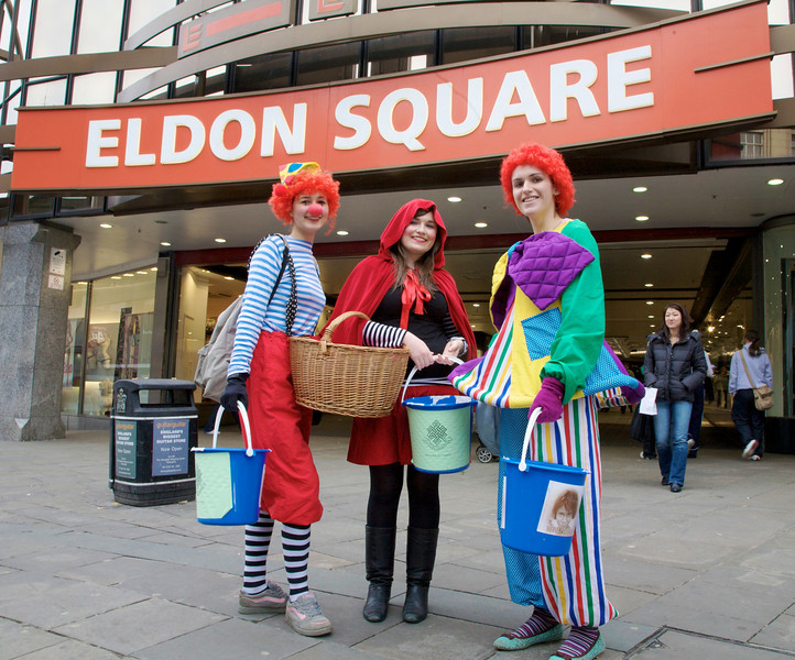 Eldon Clowns