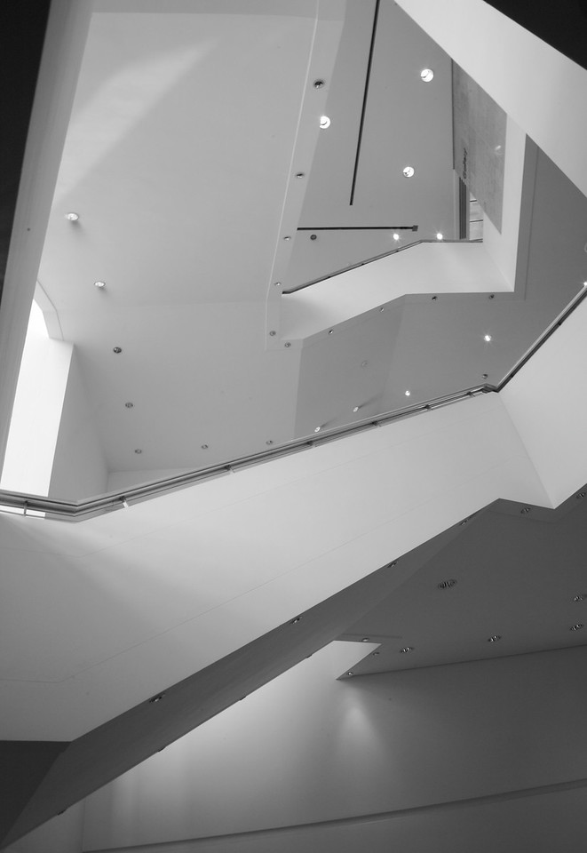 Bridgewater Hall, Interior 2