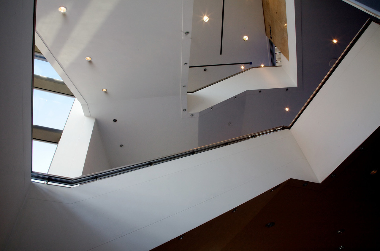 Bridgewater Hall Interior