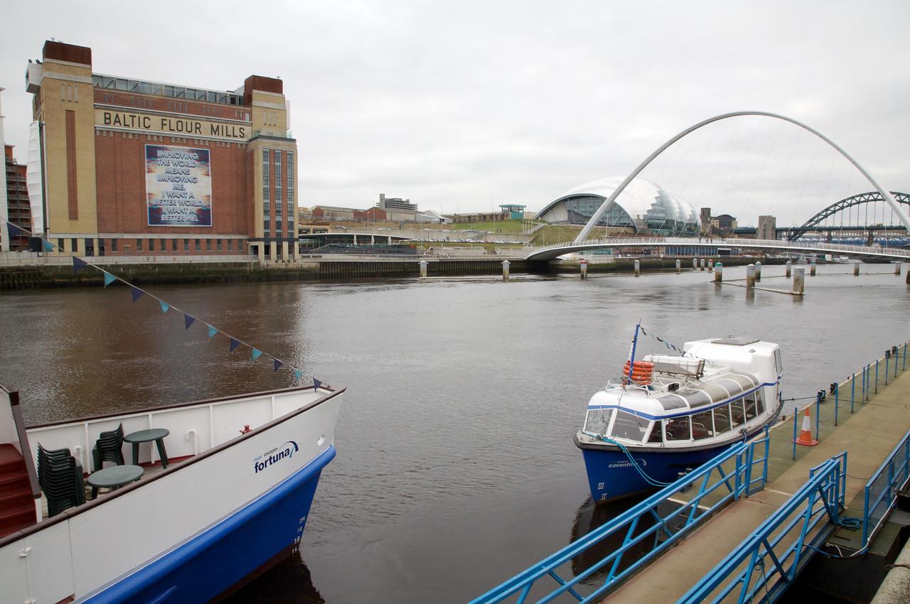 Tyne, Baltic and  Boats