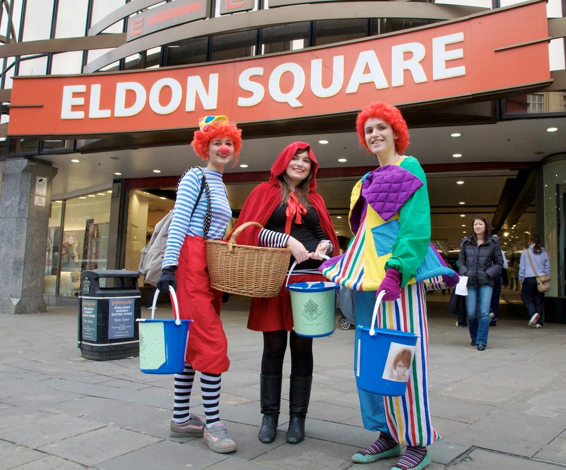 Eldon Square Clowns