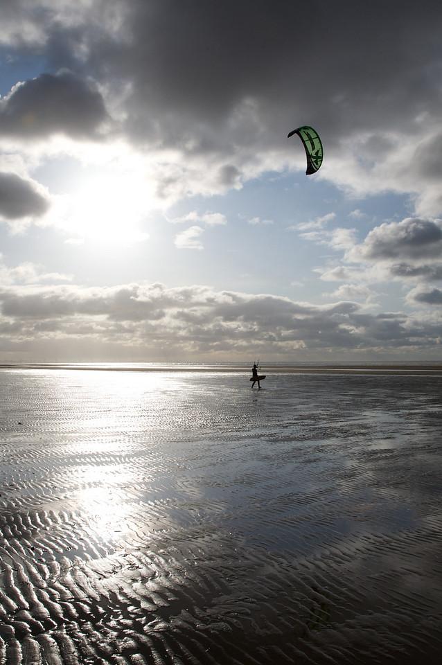 Southport Beach- Kite 2
