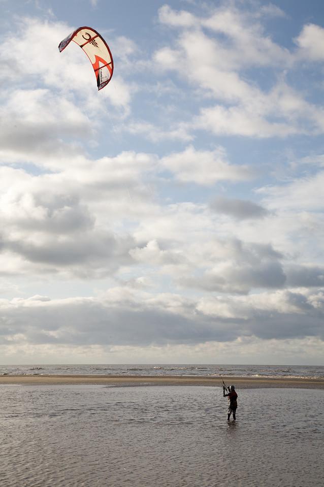 Southport Beach- Kite