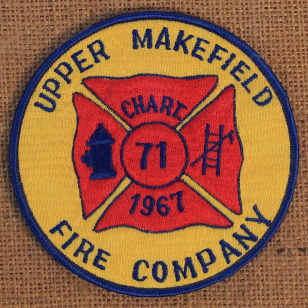 UMFC 1st Patch - 1967