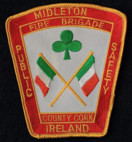 Midleton Fire Brigade, County Cork Ireland