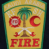 Saudi Arabia - US Managed Oil Facility Fire Dept. Patch