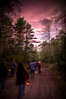 """Freetown State Forest Dark Woods Lantern Walk""<br /> October, 1st, 2011"