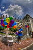 """No such thing as too much color at the Pride Festival""<br /> June 23rd, 2012<br /> New Bedford, MA"