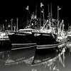 New Bedford Port Reflections
