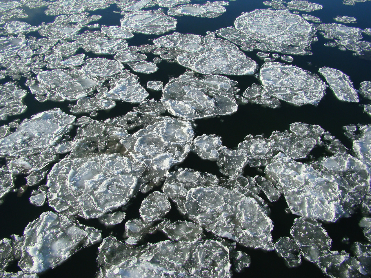 Saskatoon River Ice-8