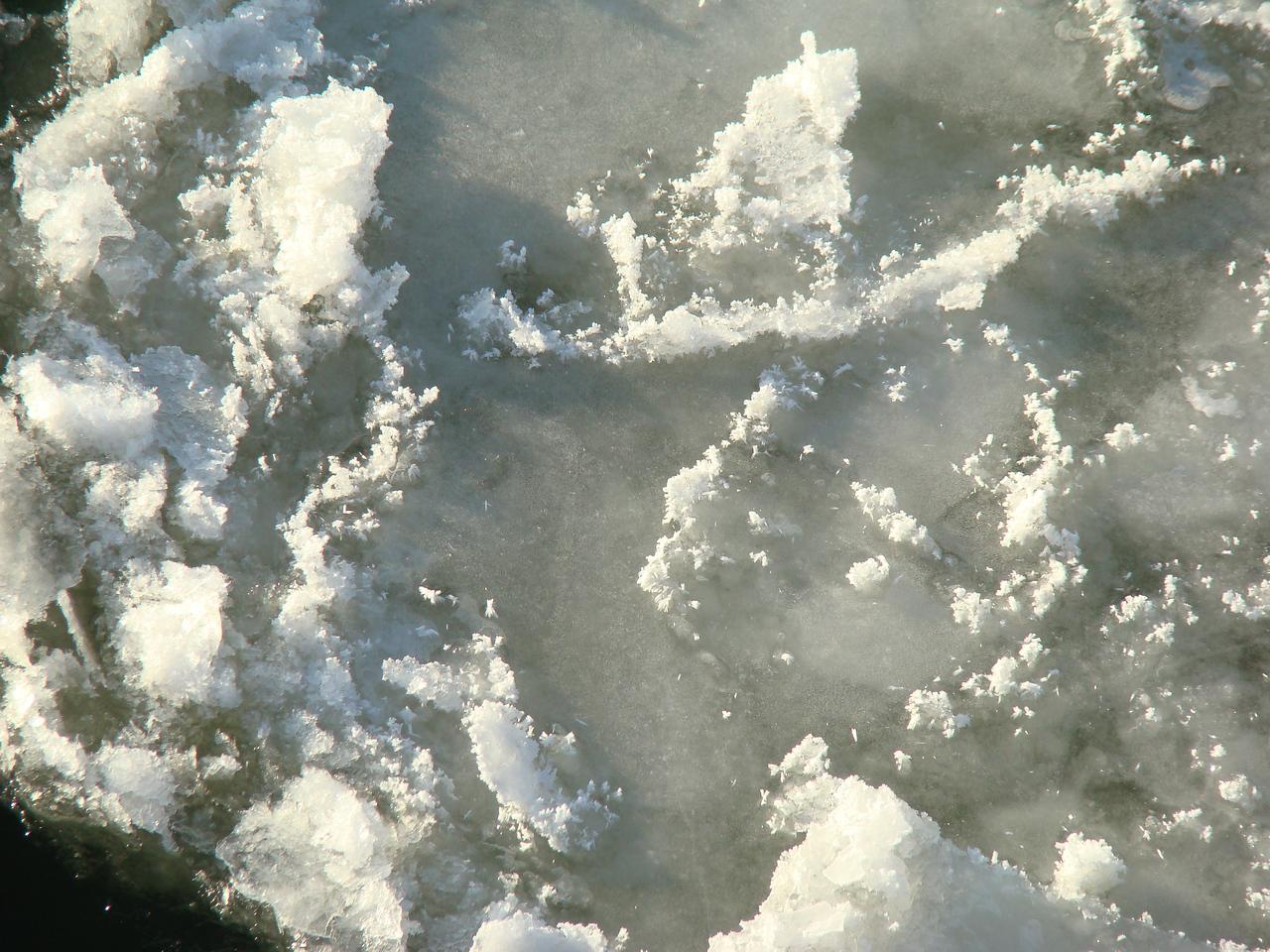 Saskatoon River Ice-4