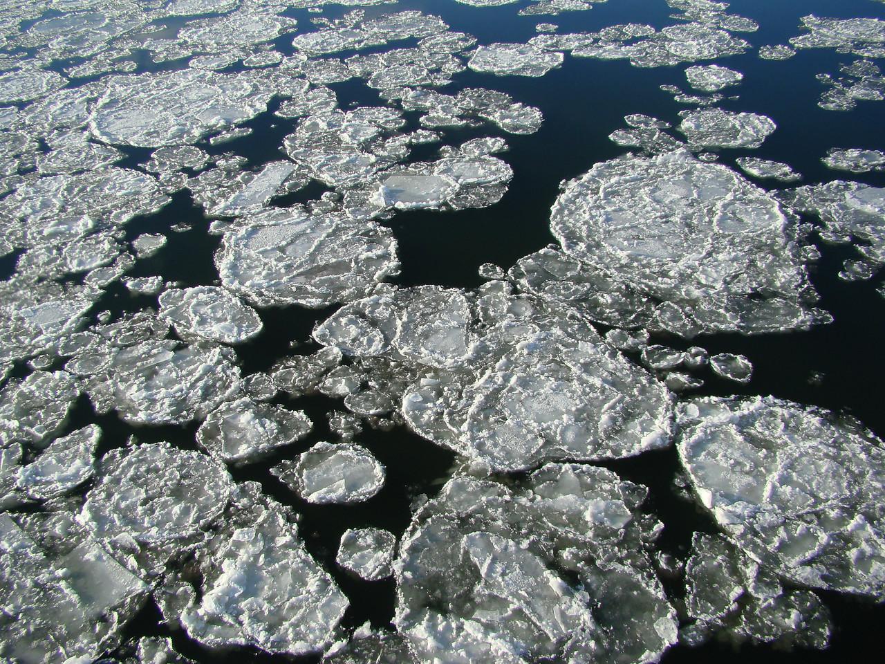 Saskatoon River Ice-9