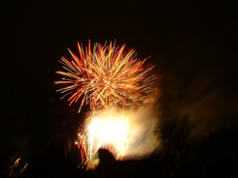 Saskatoon Fireworks 2008-9