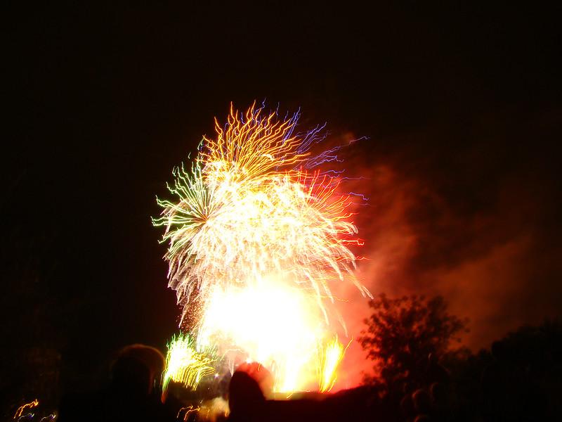 Saskatoon Fireworks 2008-10