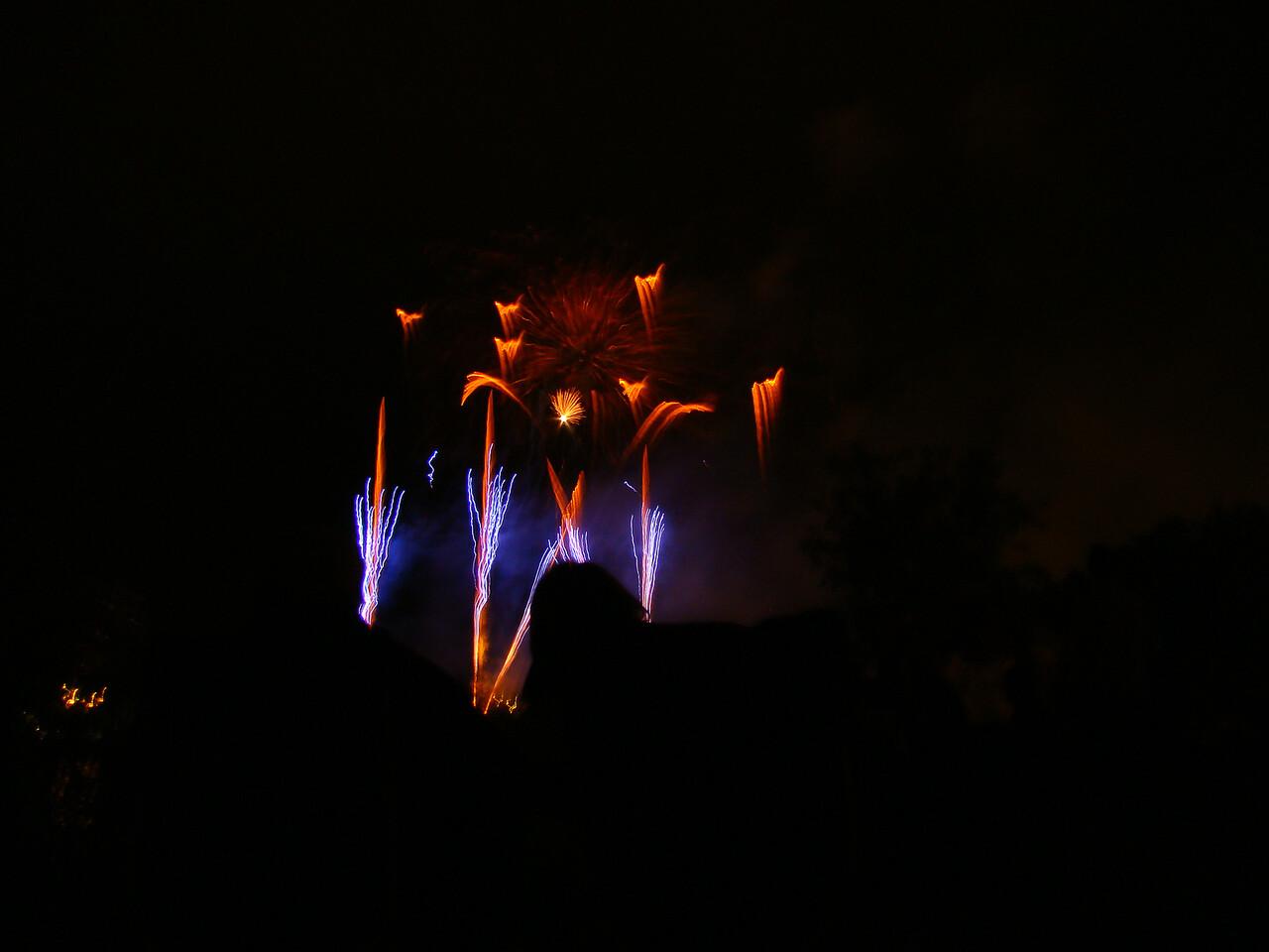 Saskatoon Fireworks 2008-2
