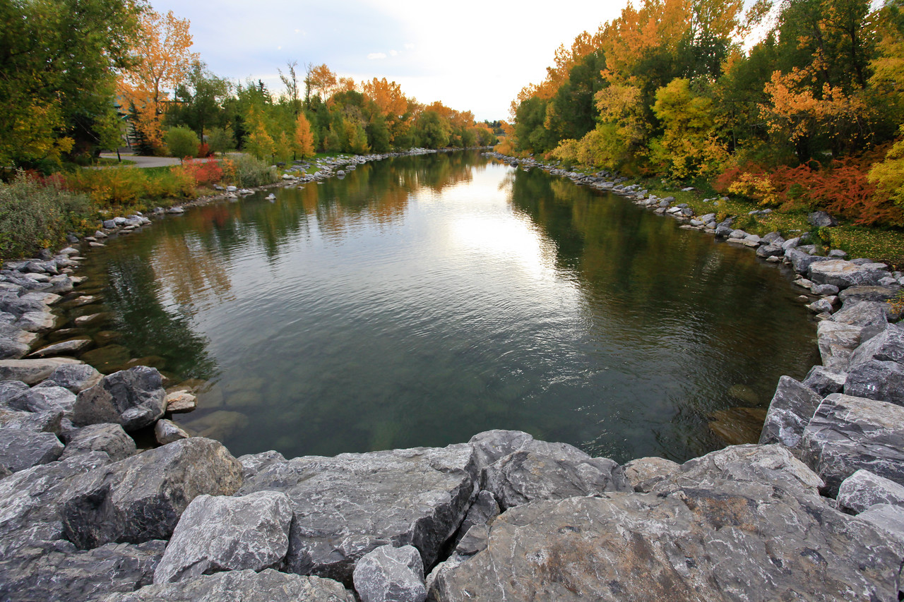 Calgary Prince's Park Fall 2010-1