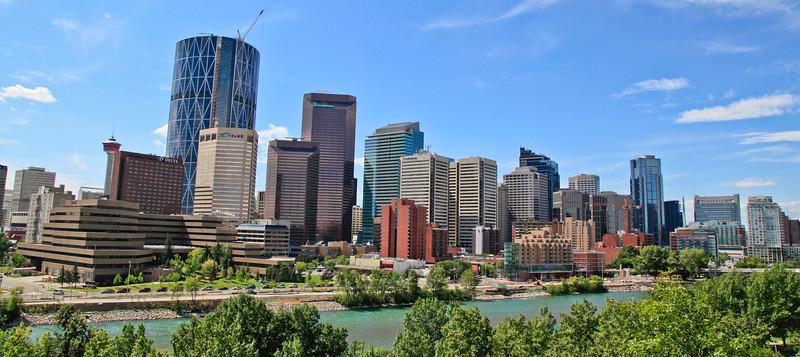 Calgary Summer Cityscapes-28