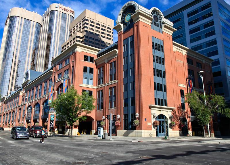 Calgary Summer Cityscapes-2