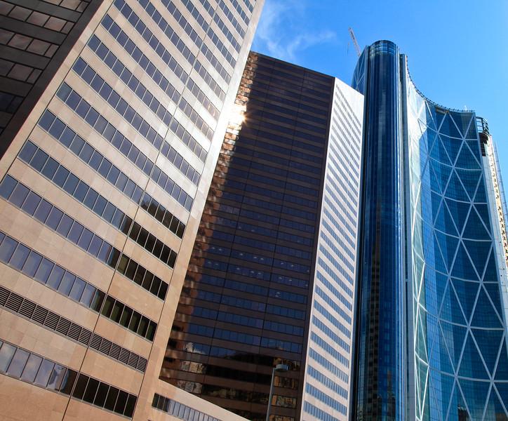 Calgary Summer Cityscapes-24